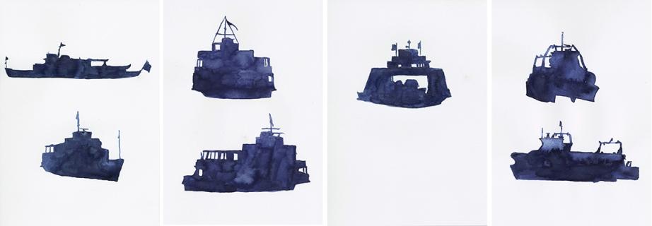 ink spot boats ARIM 1