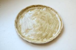 Teller / weiss-sand / ø 16cm / 28.-Fr.